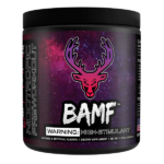 Bucked Up BAMF Pre Workout - <span> 20% Off W/ Code</span>