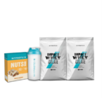 2 X 5.5LB Impact Protein Isolate + 6/pk NUTS Bar + Shaker - <span> $62 Shipped<span> w/Coupon