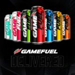 Mountain Dew Game Fuel Variety Pack - <span>$11 Shipped</span> [case of 12]