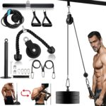 Linglong Home Gym Pulley Cable System - <span> $27.99 Shipped</span> w/Coupon