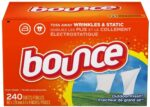 240ct Bounce Softener Dryer Sheets - <span> $5.99 Shipped </span>