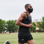 Under Armour Sports Mask - <span> $10 Shipped</span>