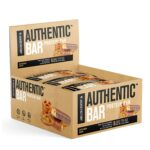 6/pk Authentic Bar Protein Bars -  <span> $12.99 Shipped </span>