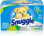 200ct Snuggle Dryer Sheets - <span> $4.99 Shipped </span>