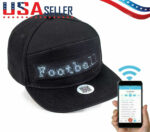 AnimatedProgrammable Bluetooth Sign Hat - <span> $14 Shipped</span>