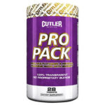 28/pk CUTLER NUTRITION Performance Pro Pack - <Span> $3.99</span>