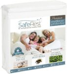 SafeRest Hypoallergenic Mattress Protector - <span> $23.99 Shipped</span>