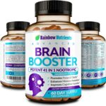 Rainbow Nutrients 41 in 1 Brain Booster - <span> $19.99 + Free Shipping</span>