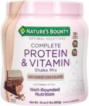 Nature's Bounty Complete Protein & Vitamin Shake Mix - <span>$9.99 Shipped</span> w/Coupon