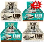 Elite Labs USA True Protein bar - <Span>Case of 12 for $12.5EA!!</span> 48 Bars for $49.99!
