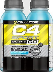 Cellucor : C4 Sport On the Go