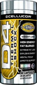 Cellucor : D4 Thermal Shock