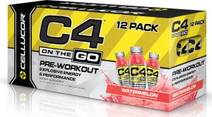 Cellucor : C4 On-The-Go