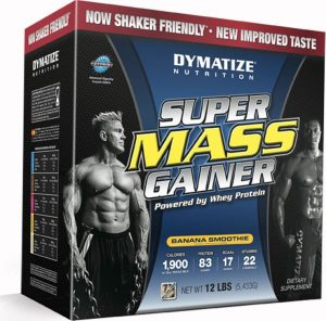 Dymatize : Super Mass Gainer