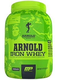 Muscle Pharm : Arnold Schwarzenegger Series Iron Whey