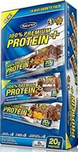 MuscleTech : 100% Premium Protein Plus Bars