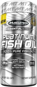 MuscleTech : Platinum 100% Fish Oil