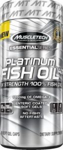 MuscleTech : Platinum Fish Oil 4x