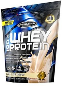 MuscleTech : 100% Whey Protein