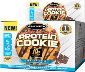 MuscleTech : Protein Cookie