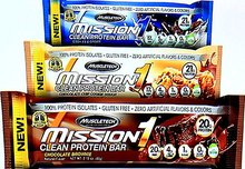 MuscleTech : Mission 1 Bar