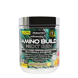 MuscleTech : Amino Build