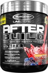 MuscleTech : After Build