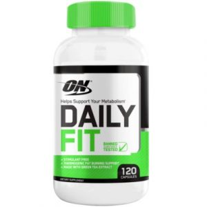 Optimum Nutrition : Daily Fit