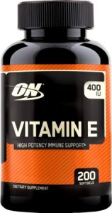 Optimum Nutrition : Vitamin E