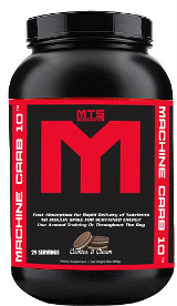 MTS Nutrition : Machine Carb 10