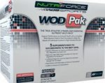 NutriForce Sports WOD-Pak