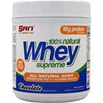 SAN : 100% Natural Whey Supreme