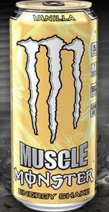 Monster Energy : Muscle Monster