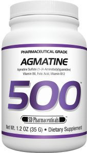 SD Pharmaceuticals : Agmatine 500